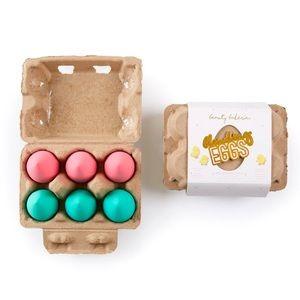 6-PACK Beauty Bakerie Easter Eggs makeup sponges